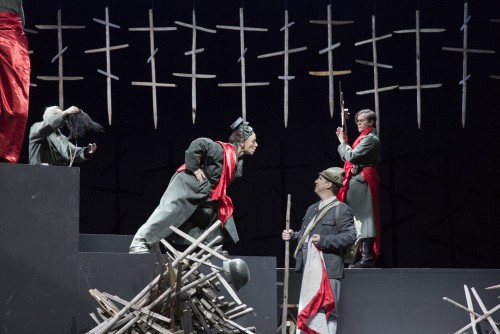 Isabel Karajan –Schauspielerin Stillhang   Oper von Christian Spitzenstaetter Libretto von Klaus Ortner