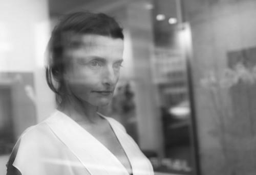 Isabel Karajan –Schauspielerin © Elia Roman – Courtesy Galerie Andres Thalmann © by the Artist Barbara Ellmerer